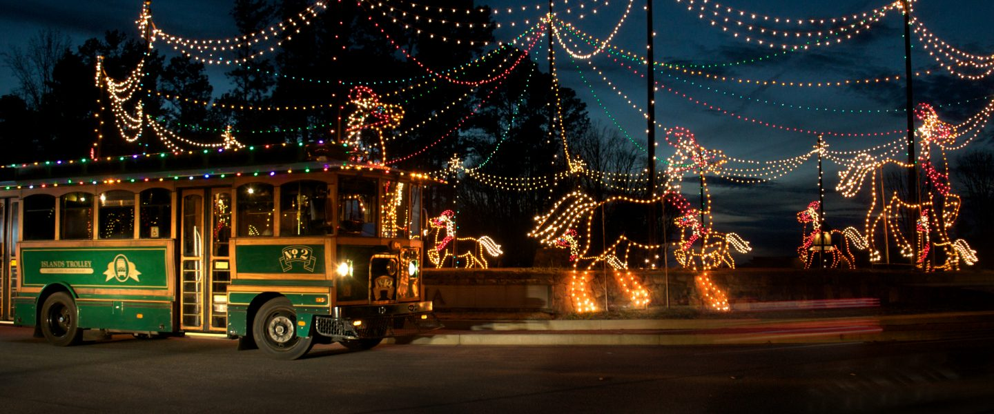 Here Are The Top 10 Christmas Towns In Georgia.