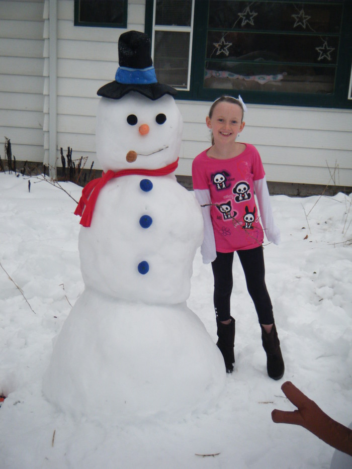 7. Which means Minnesota children can make Frosty real.