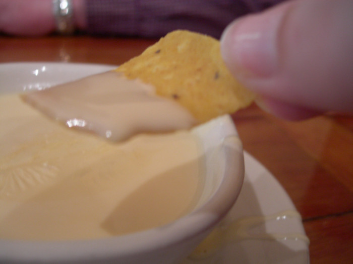 12. You double-dipped your chip at the office holiday party.