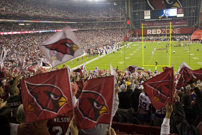 3. For the Cardinals to put their 2015 NFC West title to use and do well in the playoffs next month!