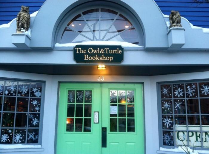 4. The Owl & Turtle Bookshop, Camden