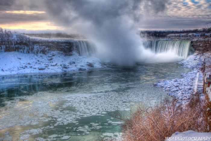 New York: Niagara Falls