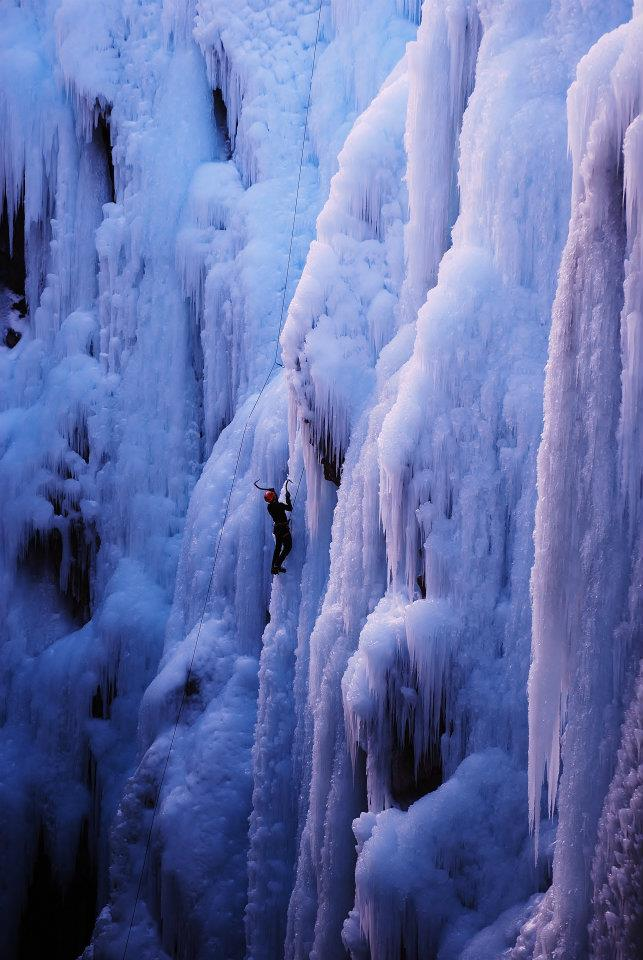 3. Ouray Ice Park (Ouray)