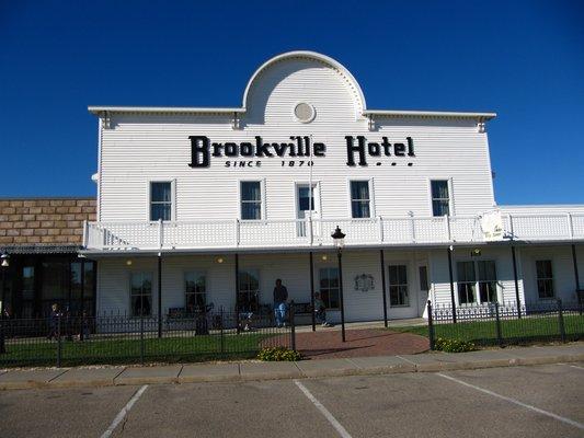 11. Brookville Hotel (Abilene)