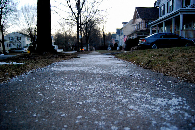 4. Will there be enough salt for all of the roads and sidewalks this year?