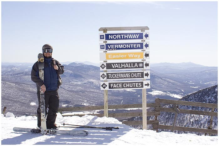 4.  JAY PEAK AND SKI THE EAST'S EXTREME COMPETITION CHAMPIONSHIPS - Jay, March 21-22