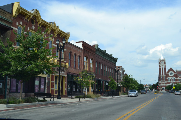 4. Council Bluffs