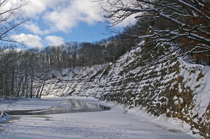 11. Rocky River Valley (Cleveland Metroparks)
