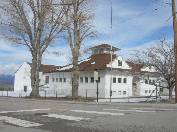 9. Pioche Grade School - Pioche, NV