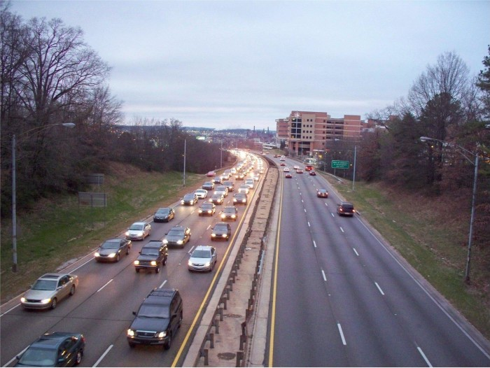 6. In many Alabama cities, traffic is like this...