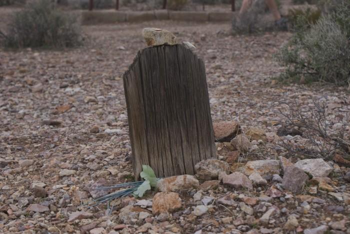 6. Bullfrog-Rhyolite Cemetery