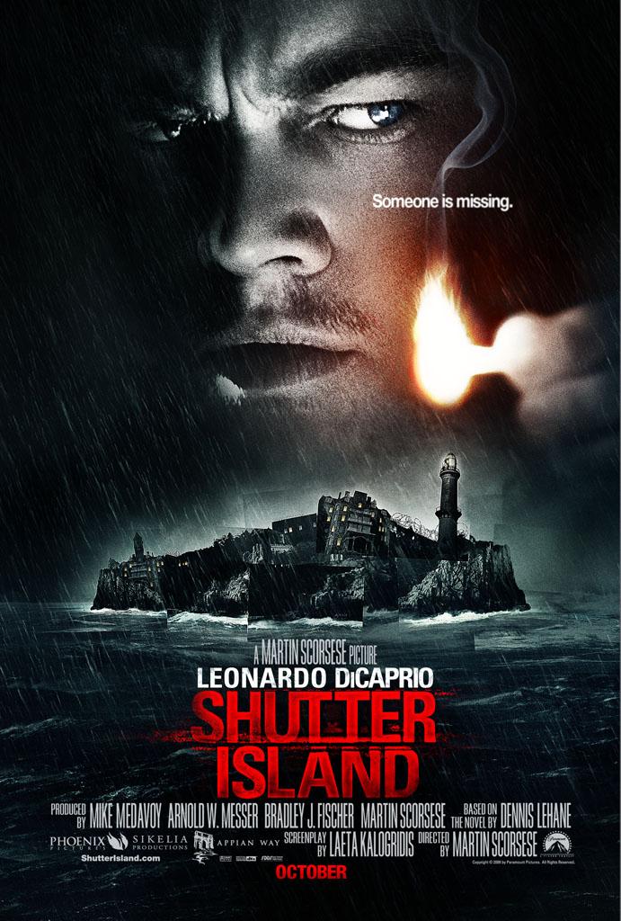 1. Shutter Island
