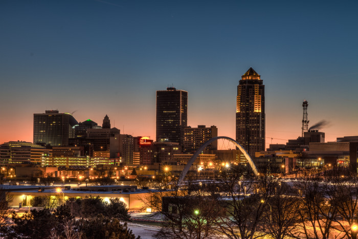 4. Some of the best cities in the country.