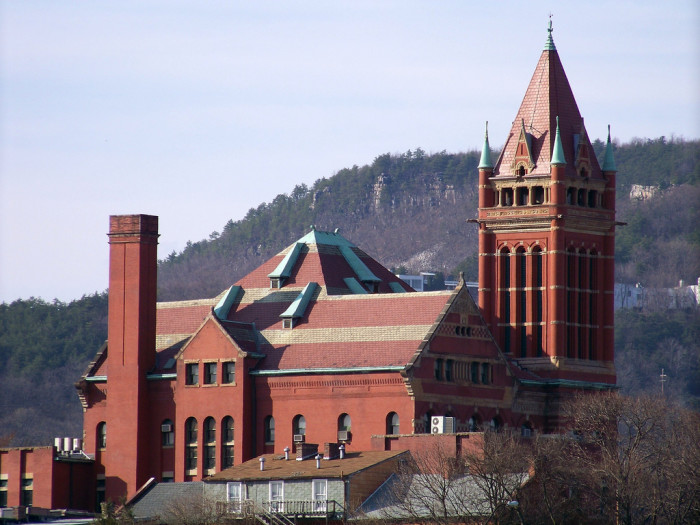 4) Allegany County Courthouse, Cumberland