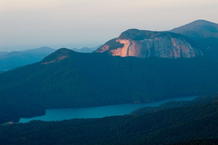 South Carolina: Caesar's Head State Park