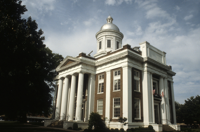 4. The Madison County earthquakes.