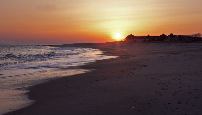 11. Free beaches for New Jersey residents.