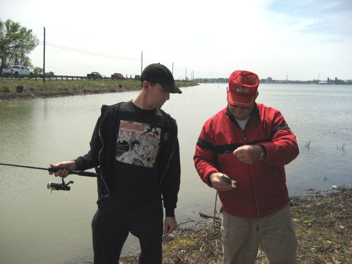 8. Go fishing on the Tennessee River.