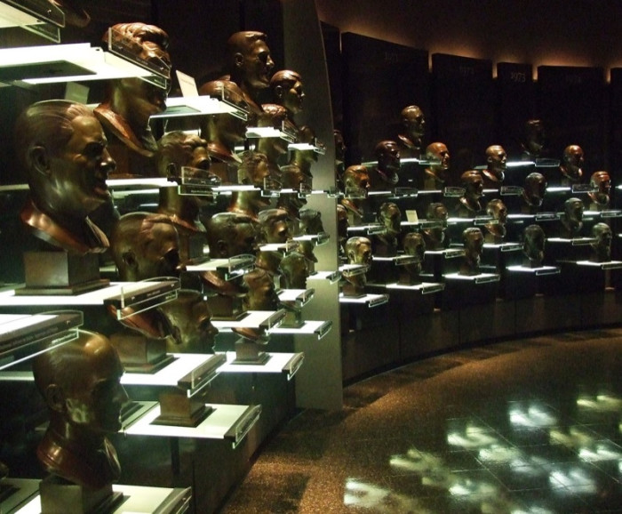 11. Check out the Pro Football Hall of Fame.