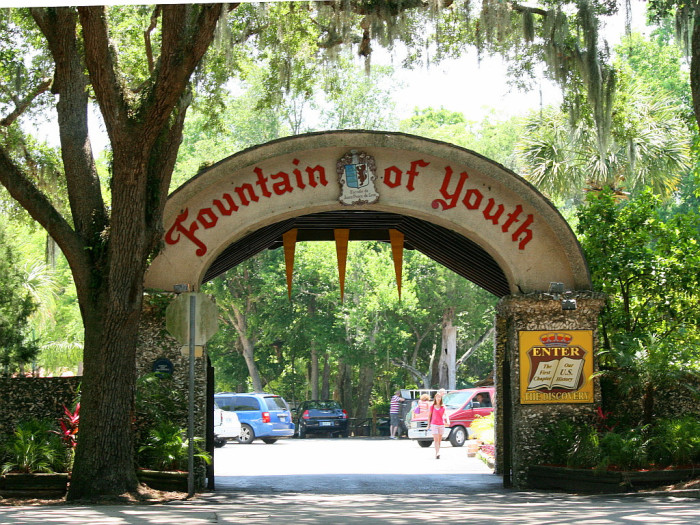 3. The Fountain of Youth