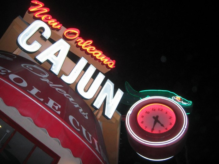 3. Anytime you try and get Cajun food somewhere outside of Louisiana.
