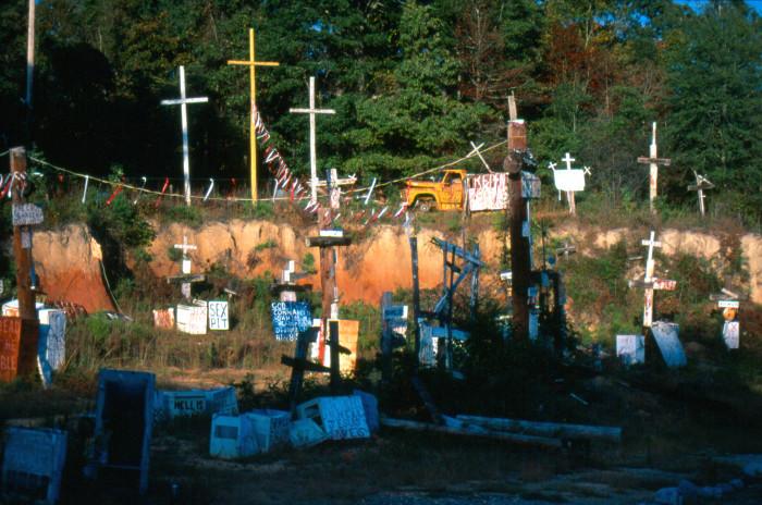 7. Cross Garden - Prattville, AL