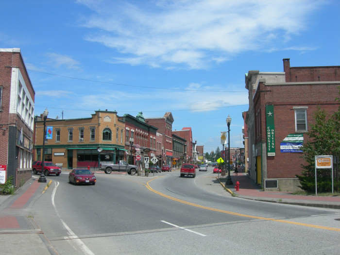 7. Skowhegan, Somerset County