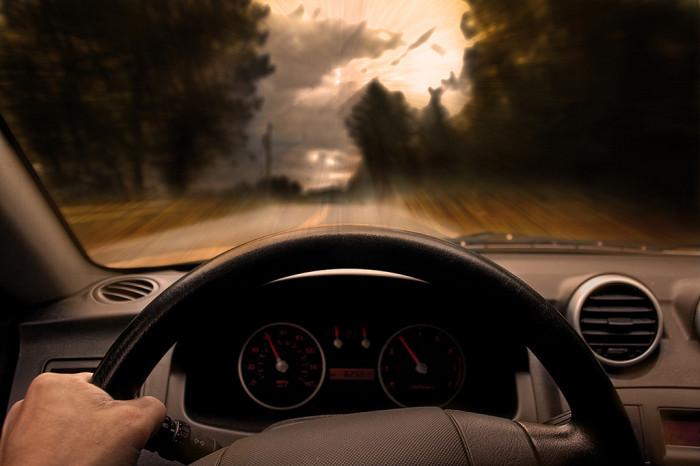 7.  Be prepared to drive everywhere.