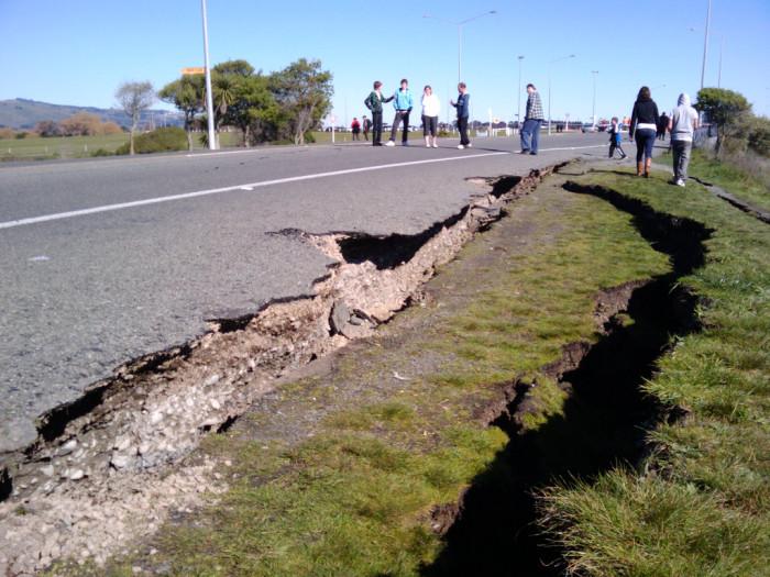2. Earthquake