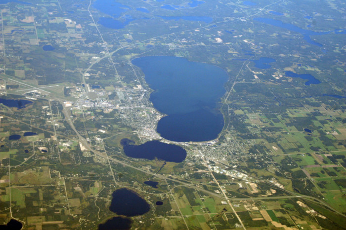 12. The Minnesota Department of Natural Resources manages 3,134,900 acres of land - nearly twice the size of Delaware.