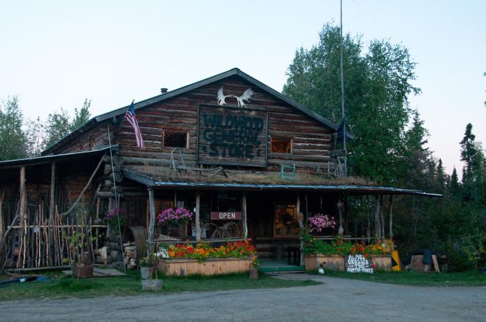 5) Wildwood General Store - Joy, Alaska