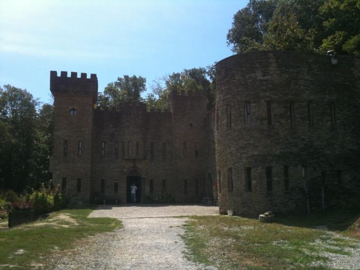 13. Discover the Chateau Laroche.