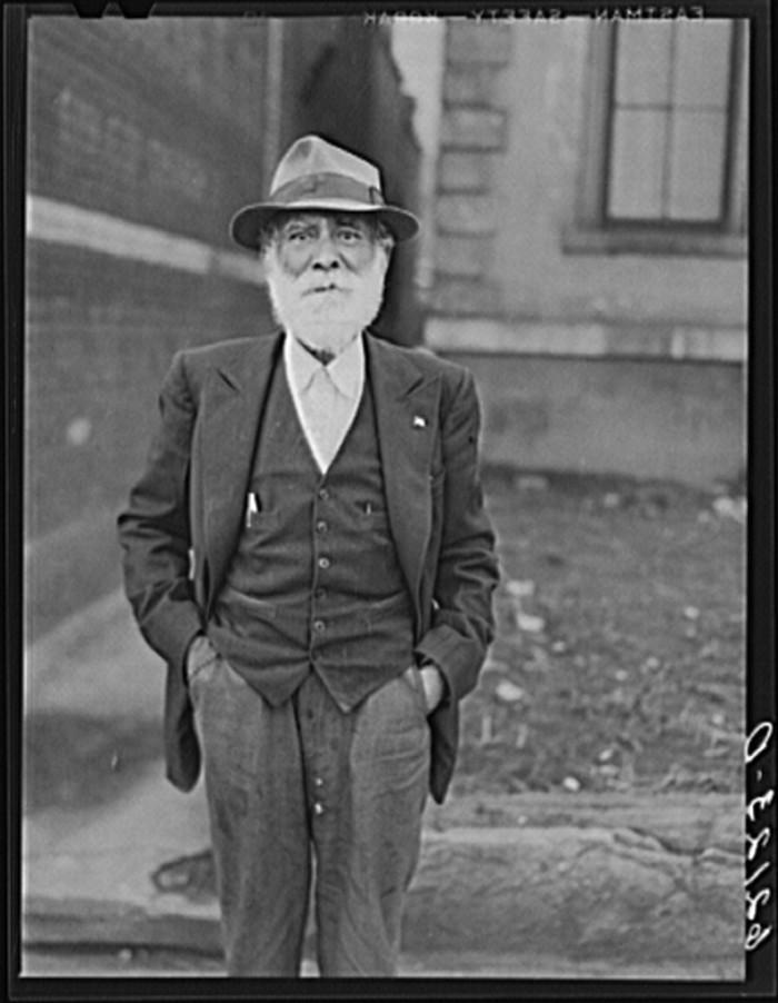 5) An early Nashville resident
