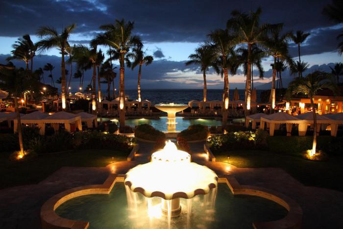 Four Seasons Resort Maui at Wailea - Luxury Hotels | Four ...