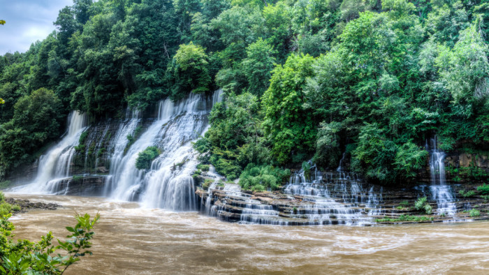 5) Take a camping trip to Rock Island State Park