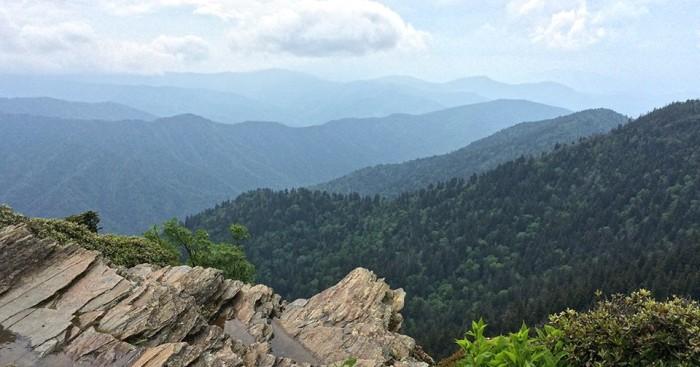 5) Take a hike through the eastern wilderness