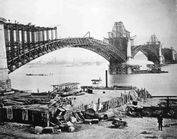 4. Eads Bridge, St. Louis