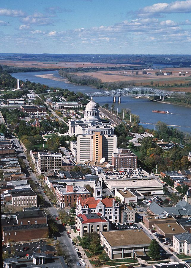 5.Explore the state capital.