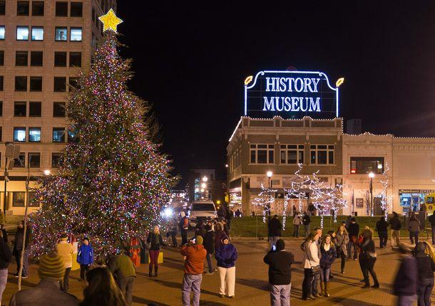 5.Springfield Festival of Lights