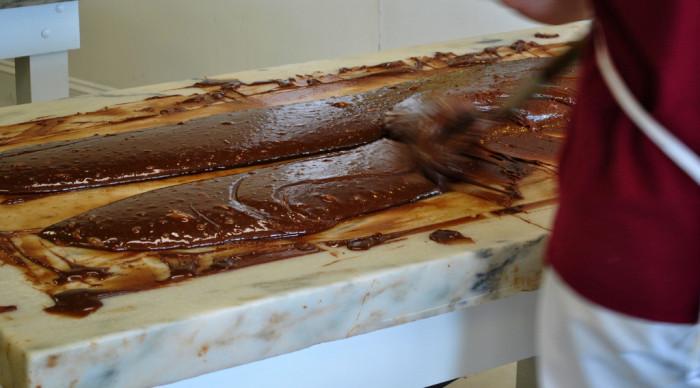 5) Watch fudge-making on Mackinac Island.