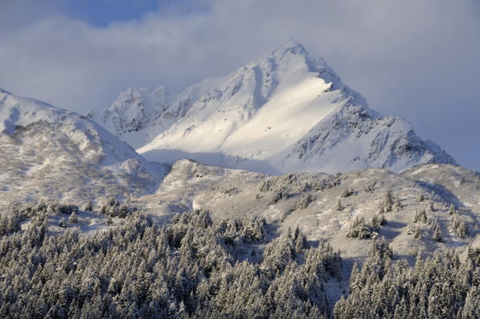 5) Johnson Pass Trail