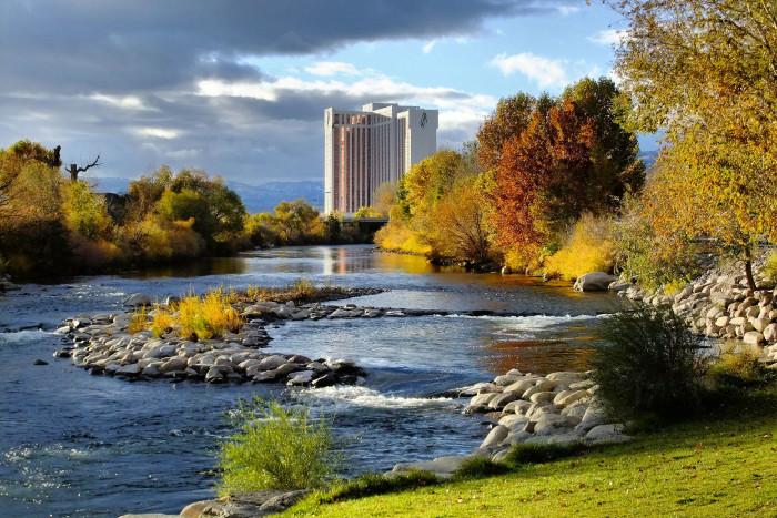 8. Truckee River