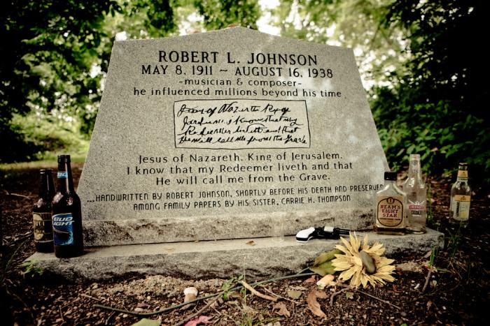 5. Multiple Graves of Robert Johnson