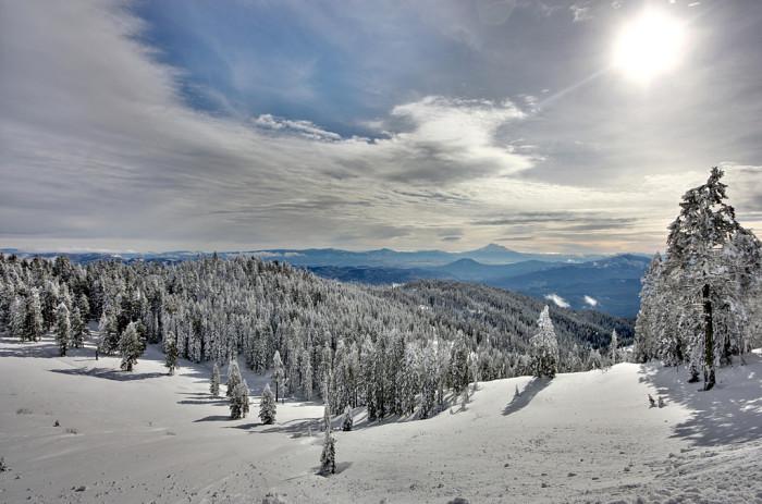 3. Mt Ashland Ski Area