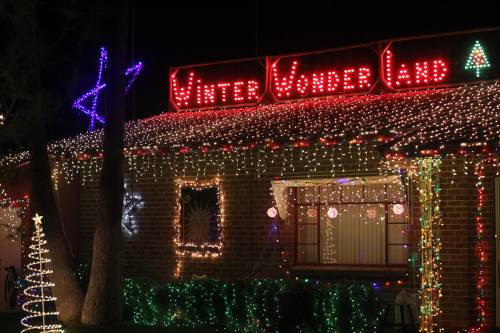 Winterhaven Festival Of Lights (Tucson)
