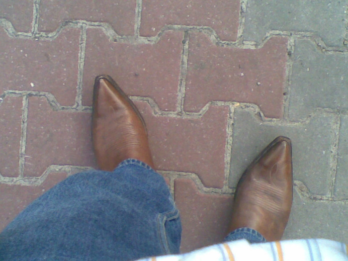 12. How many pairs of cowboy boots can one person own?
