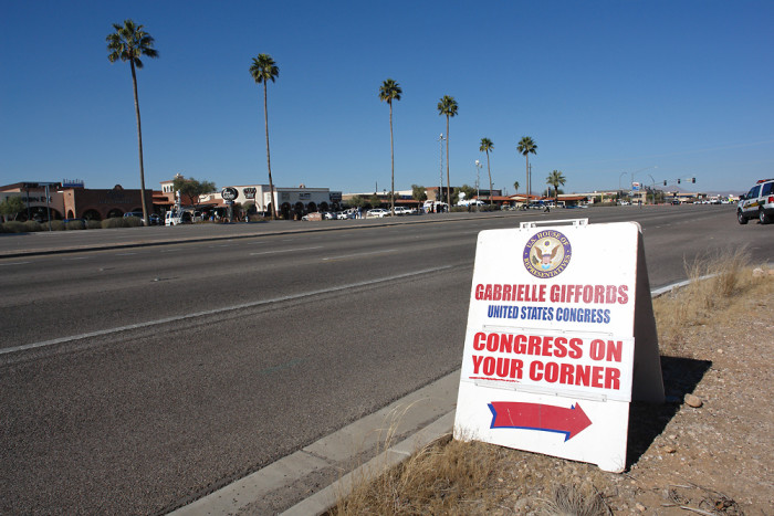 11. 2011: A shooting in Tucson kills 6 people and injured 13 others, including Representative Gabrielle Giffords.