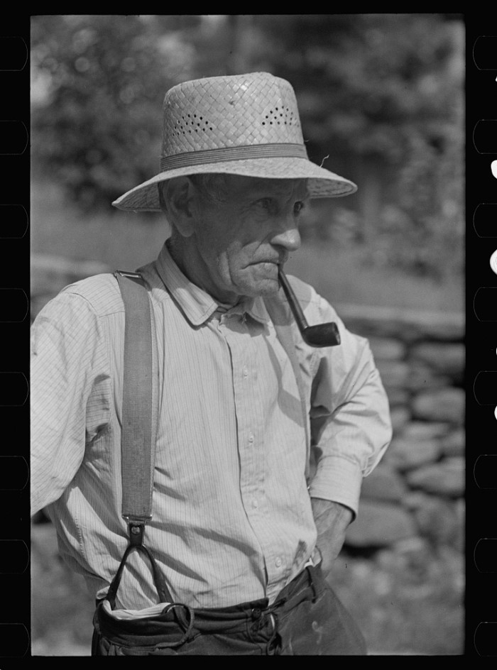 Images Of Life In Vermont In 1937 Wow