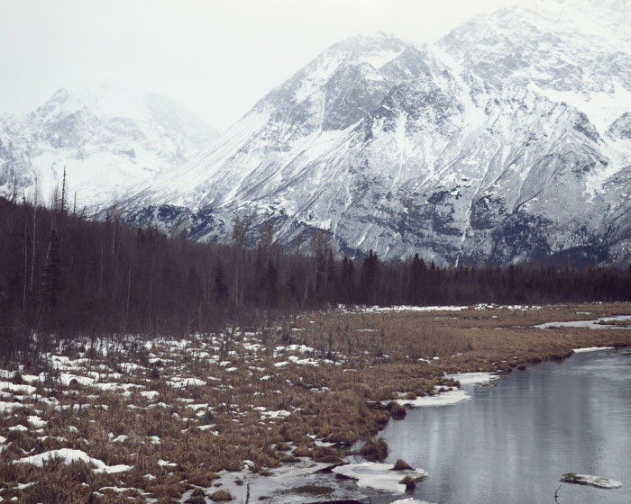 1) Eagle River Nature Center
