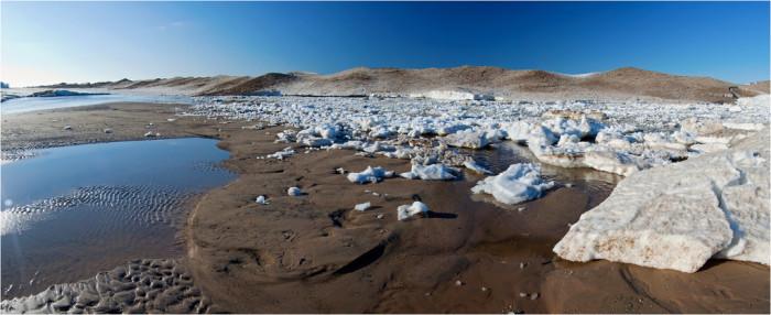 10. Lake Michigan and the Indiana Dunes